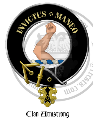 Clan Armstrong Clan Crest
