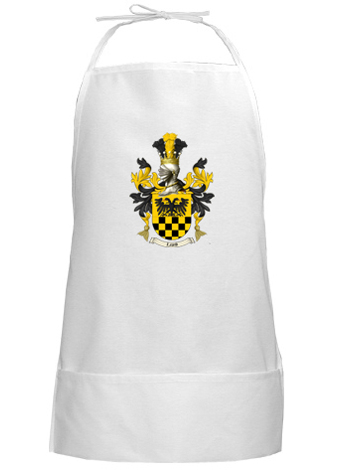 Family Crest (Coat of Arms) BBQ Apron