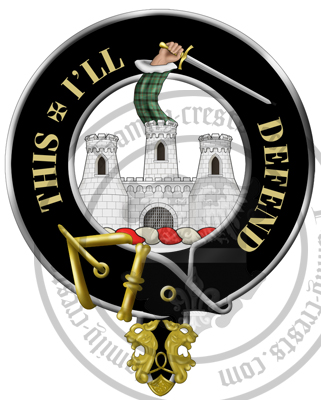 Clan Kincaid Clan Crest