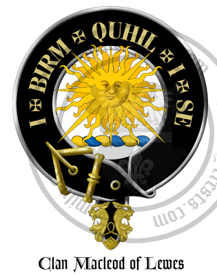 Clan Macleod of Lewes Clan Crest