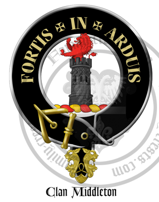 Clan Middleton Clan Crest