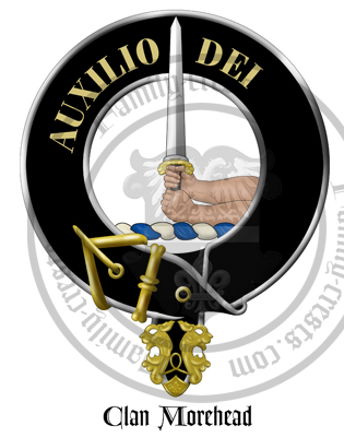 Clan Morehead Clan Crest
